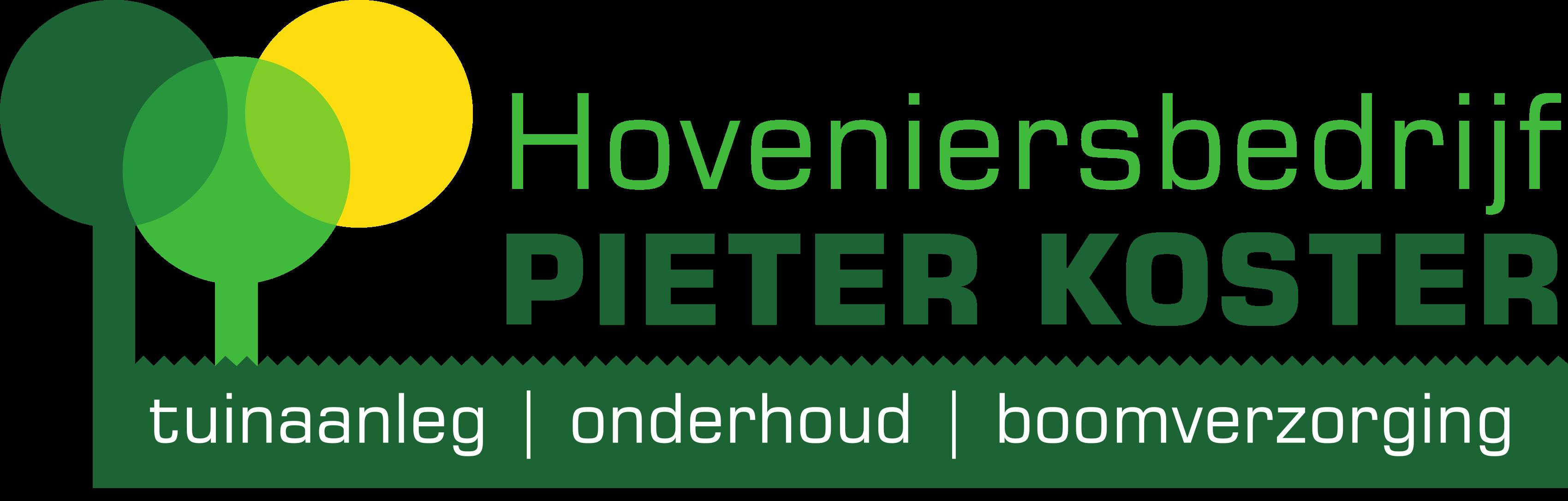 Hoveniersbedrijf Pieter Koster Logo